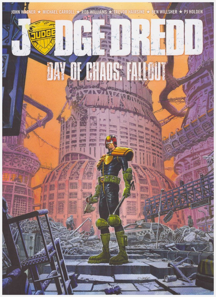 Judge Dredd: Day of Chaos – Fallout