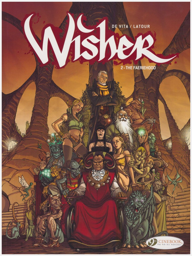 Wisher 2: The Faeriehood