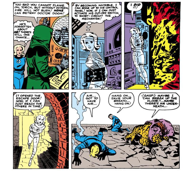 Marvel Masterworks Fantastic Four Volume 1 review