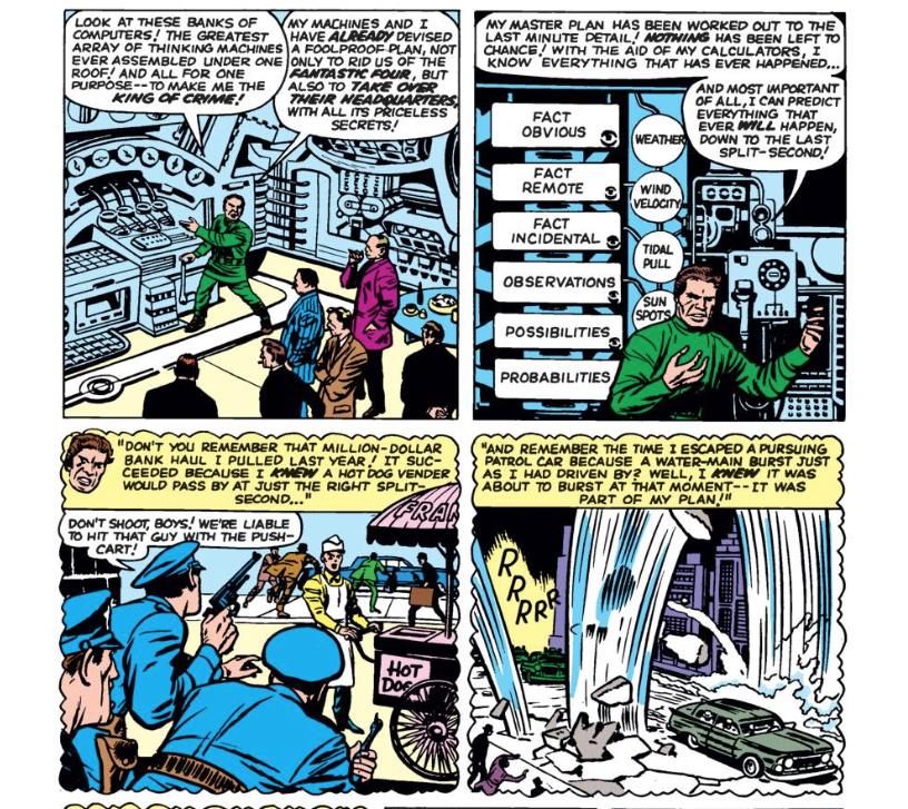 Marvel Masterworks Fantastic Four vol 2 review