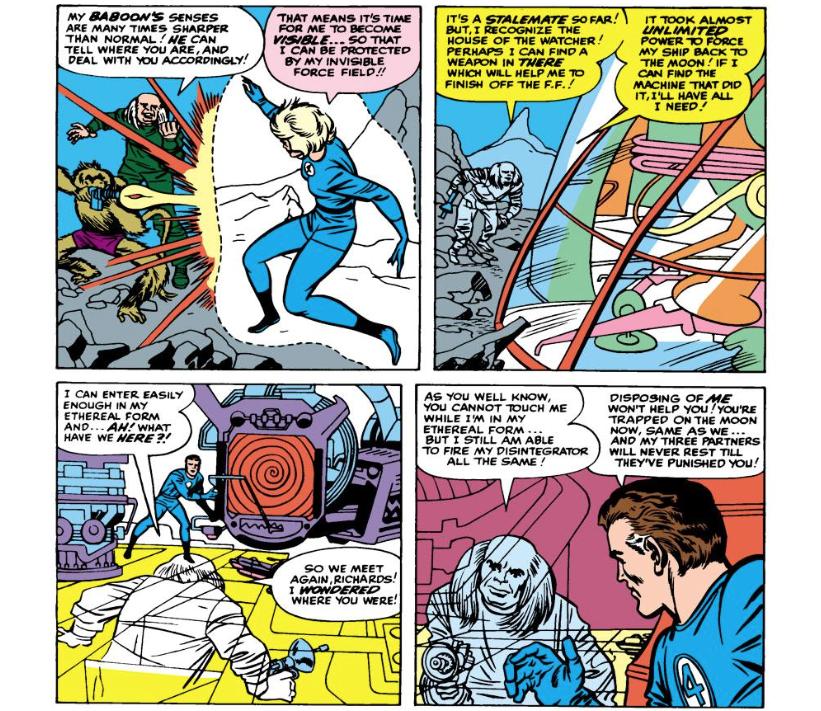 Marvel Masterworks Fantastic Four vol 3 review
