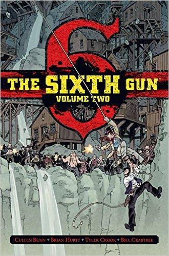 The Sixth Gun Deluxe Edition Volume 2