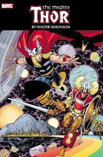 The Mighty Thor by Walt Simonson Omnibus