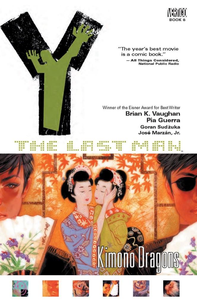 Y: The Last Man – Kimono Dragons