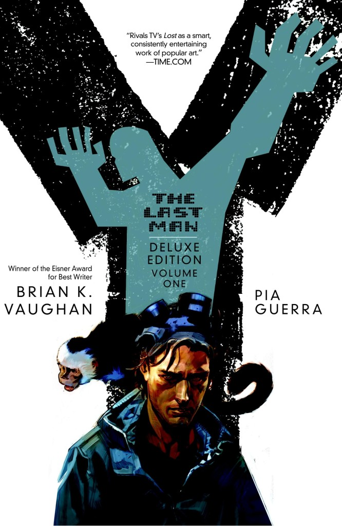 Y: The Last Man Deluxe Edition Volume One