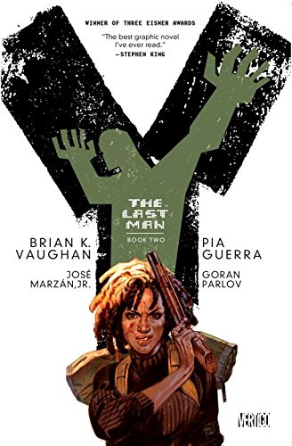 Y: The Last Man Deluxe Edition Volume Two