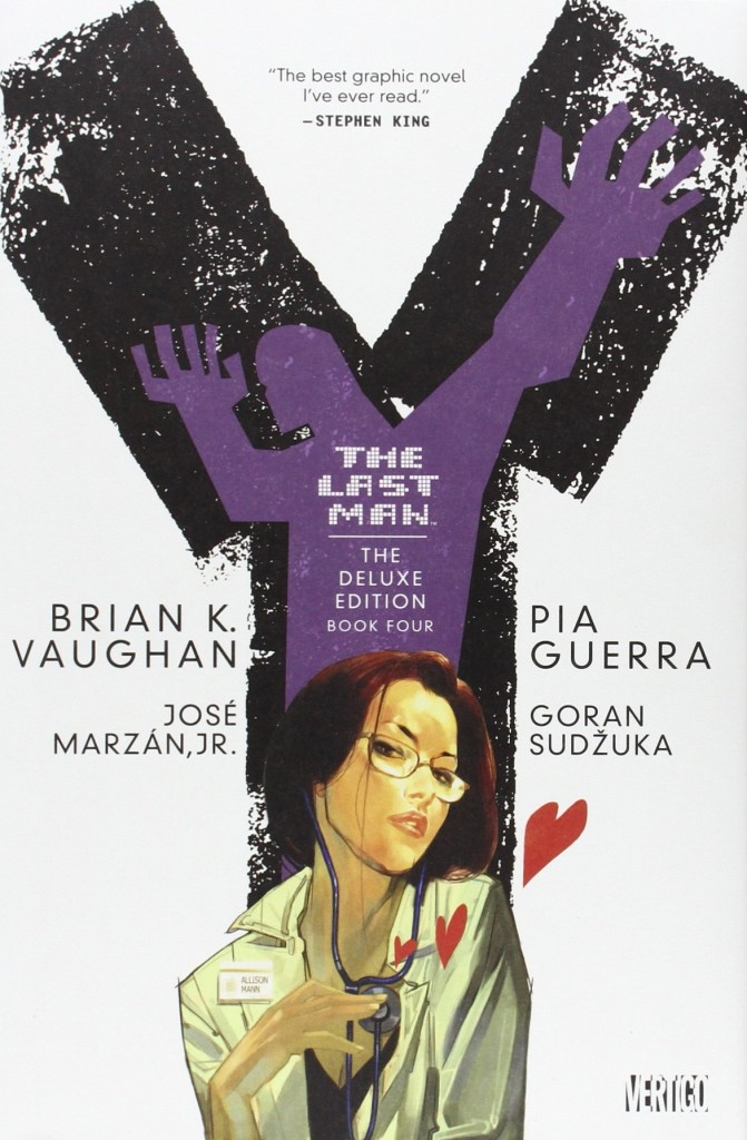 Y: The Last Man Deluxe Edition Volume Four