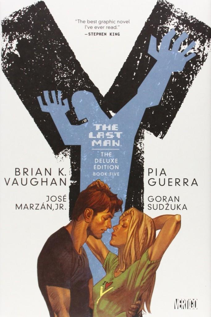 Y: The Last Man Deluxe Edition Volume Five