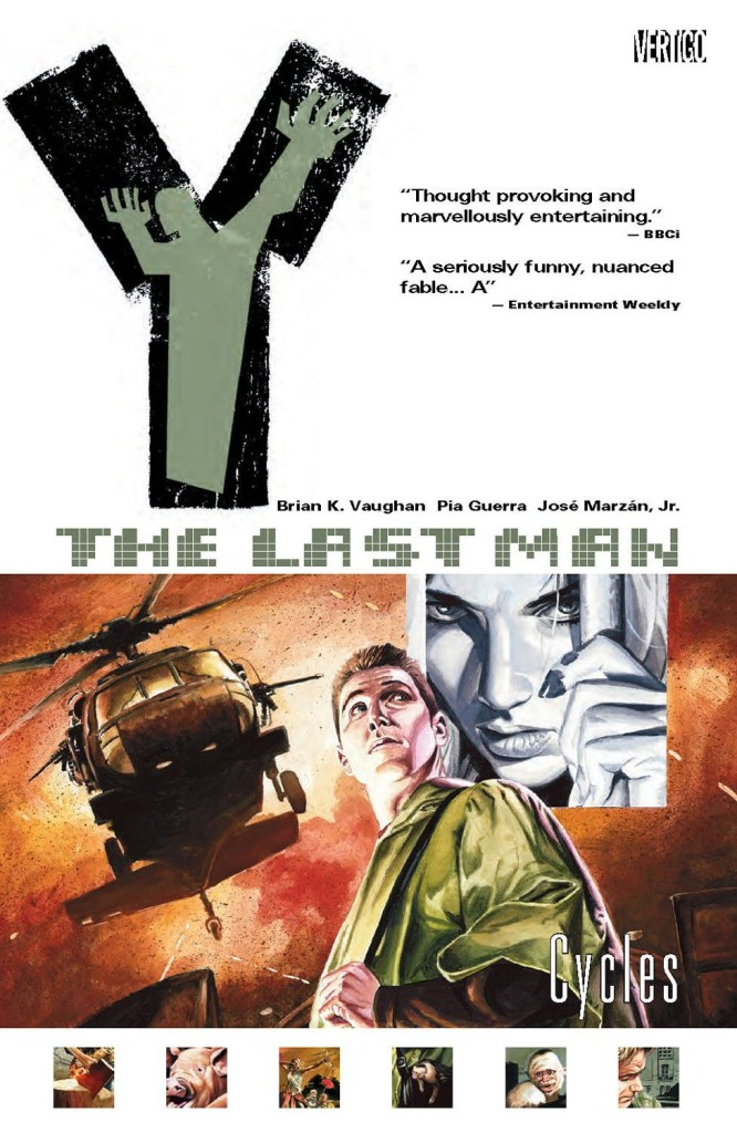 Y: The Last Man – Cycles