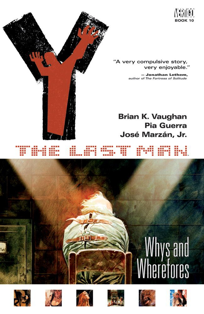 Y: The Last Man – Whys and Wherefores