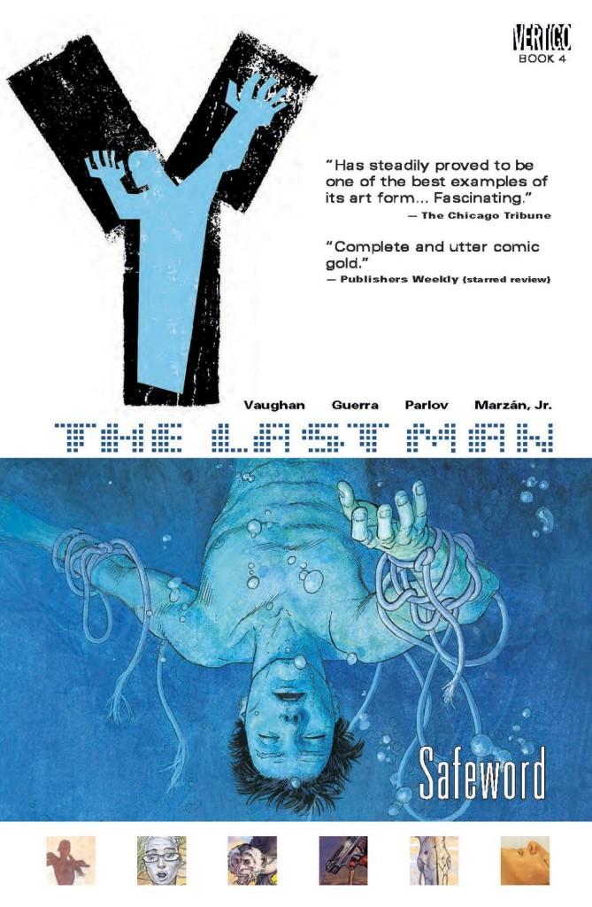 Y: The Last Man – Safeword