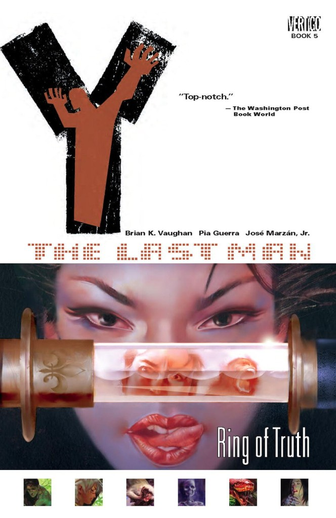 Y: The Last Man – Ring of Truth