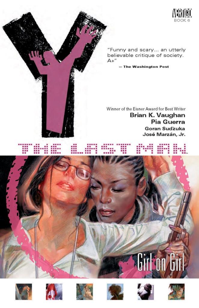 Y: The Last Man – Girl on Girl