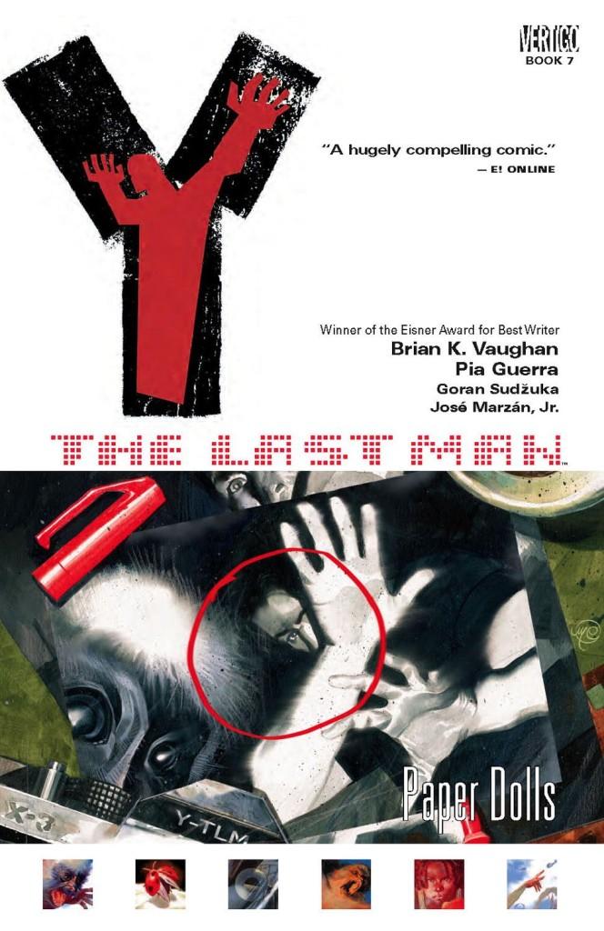Y: The Last Man – Paper Dolls