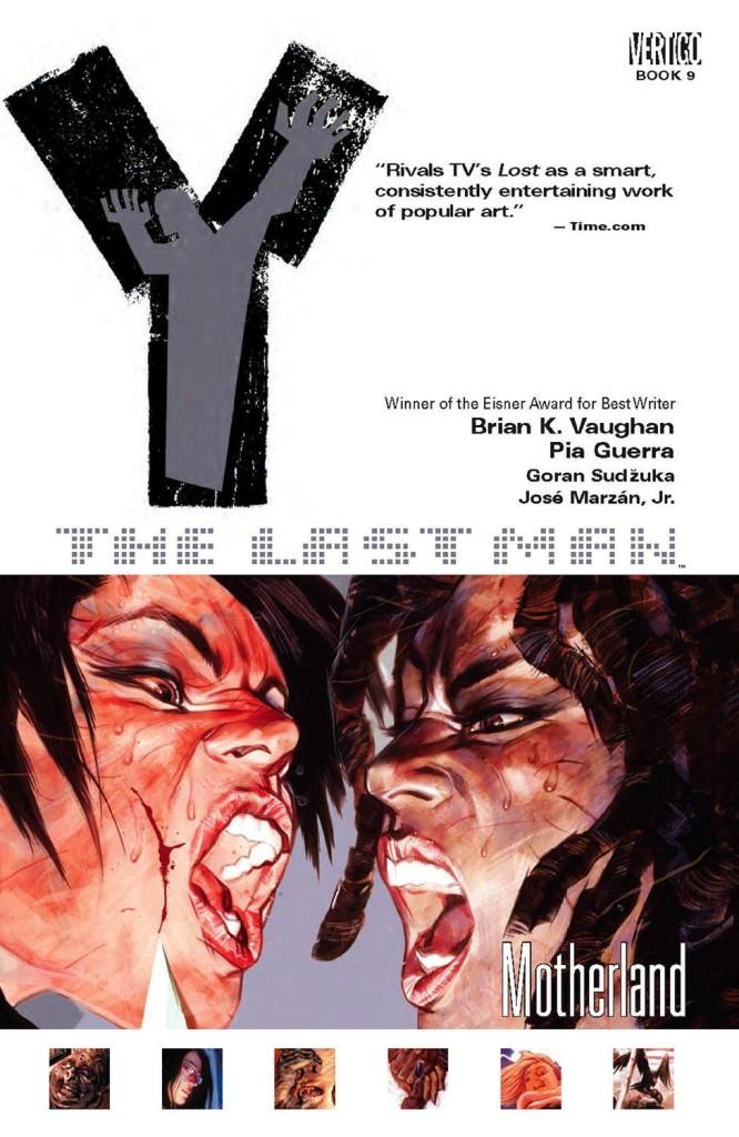 Y: The Last Man – Motherland