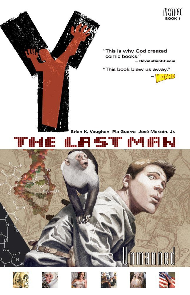 Y: The Last Man – Unmanned