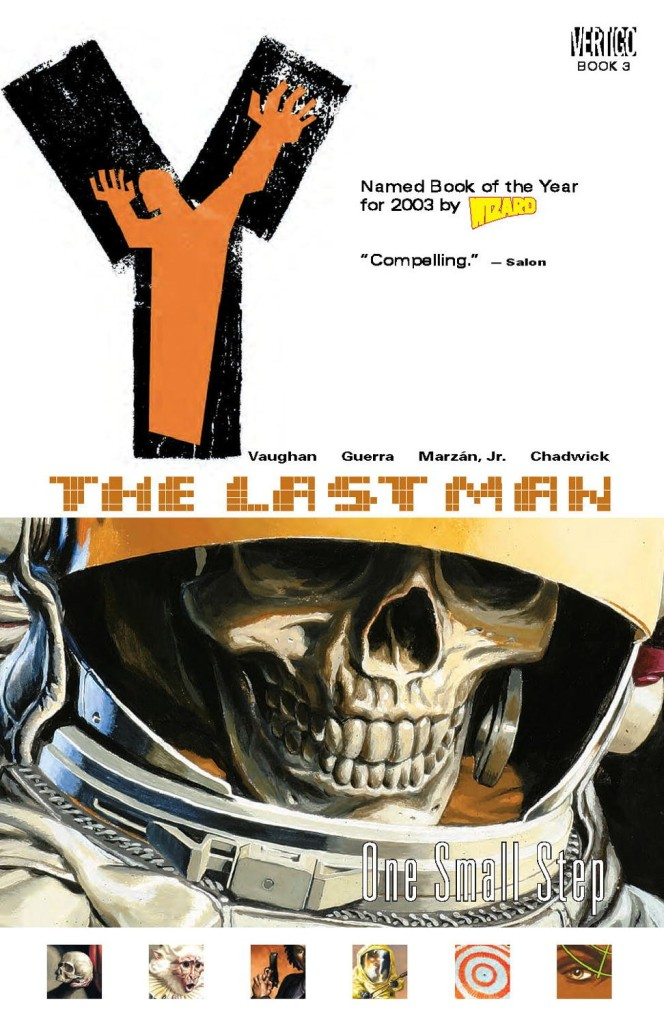 Y: The Last Man – One Small Step