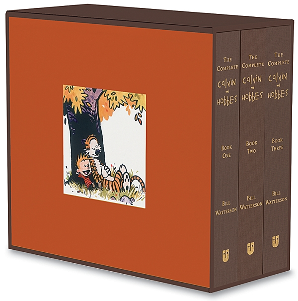 The Complete Calvin and Hobbes Box Set