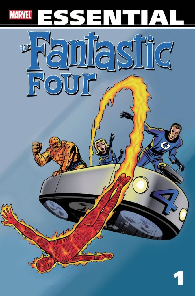 Essential Fantastic Four Volume 1