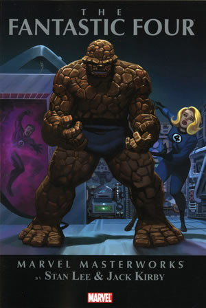 Marvel Masterworks: The Fantastic Four Volume 6