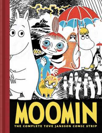 Moomin: The Complete Tove Jansson Comic Strip – Book One