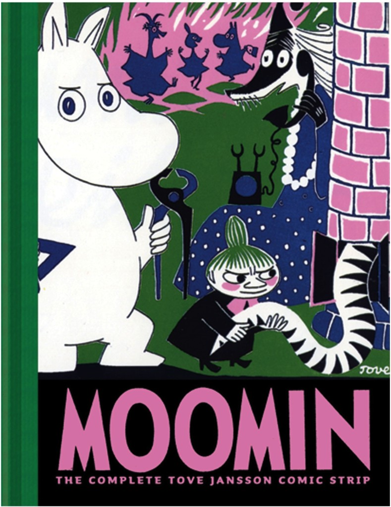 Moomin: The Complete Tove Jansson Comic Strip – Book Two