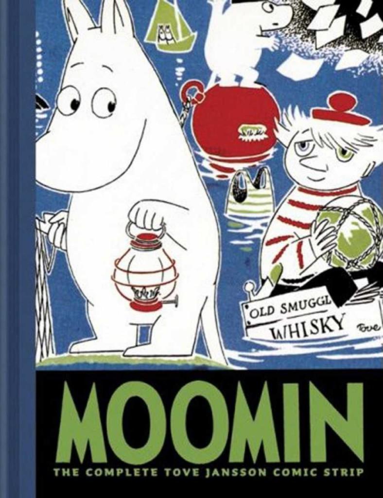 Moomin: The Complete Tove Jansson Comic Strip – Book Three