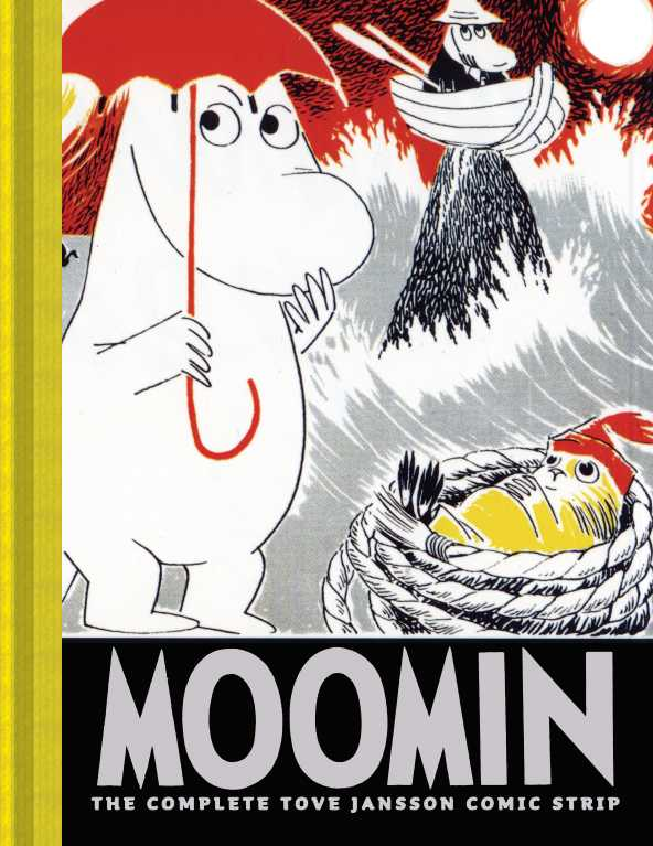 Moomin: The Complete Tove Jansson Comic Strip – Book Four