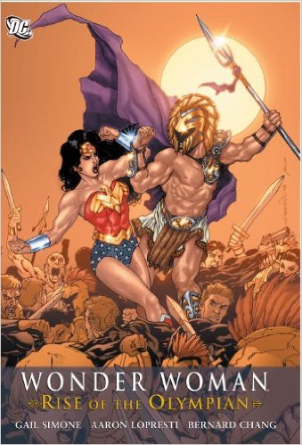 Wonder Woman: Rise of the Olympian