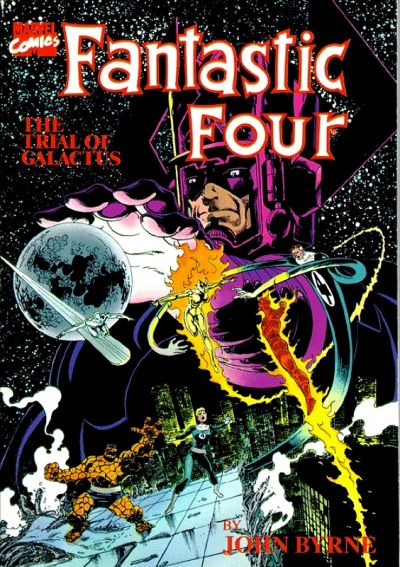 Fantastic Four: The Trial of Galactus