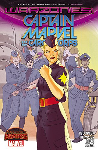 Warzones!: Captain Marvel and the Carol Corps