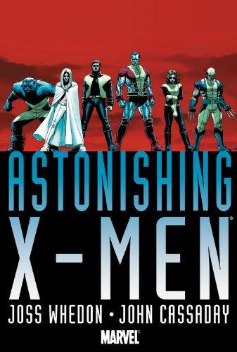 Astonishing X-Men By Whedon & Cassaday Omnibus