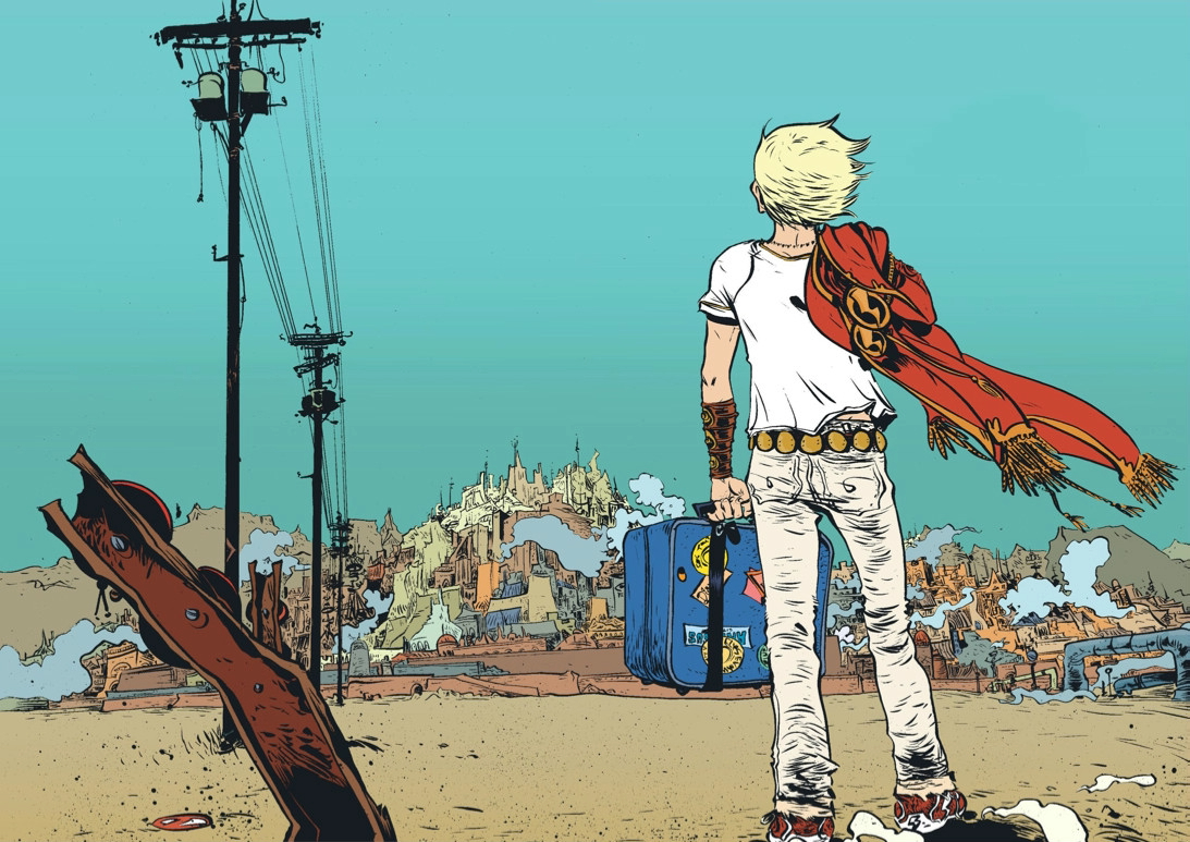 Battling Boy review