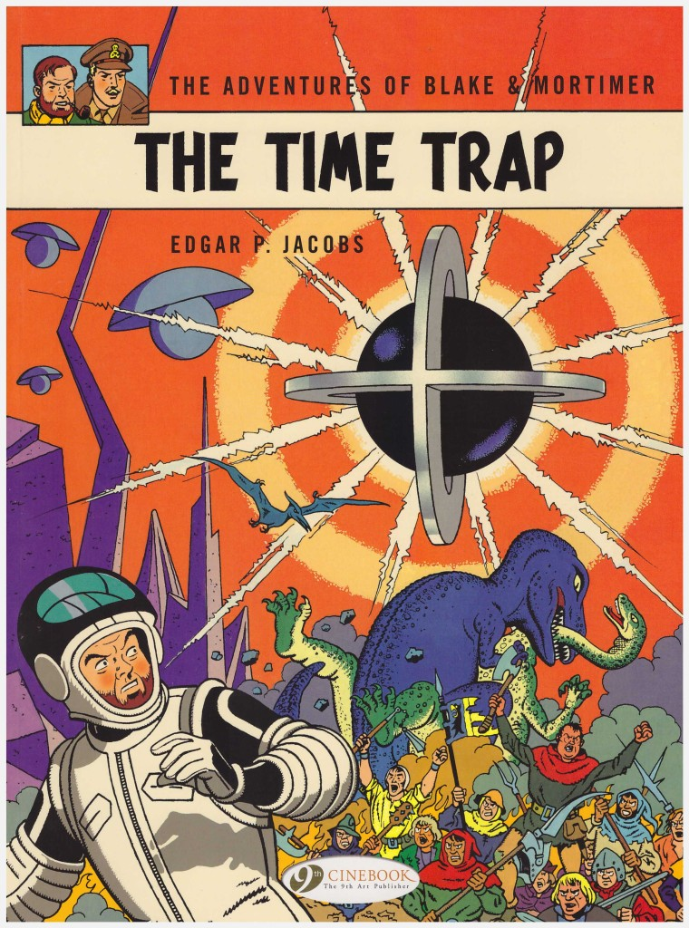 The Adventures of Blake & Mortimer: The Time Trap