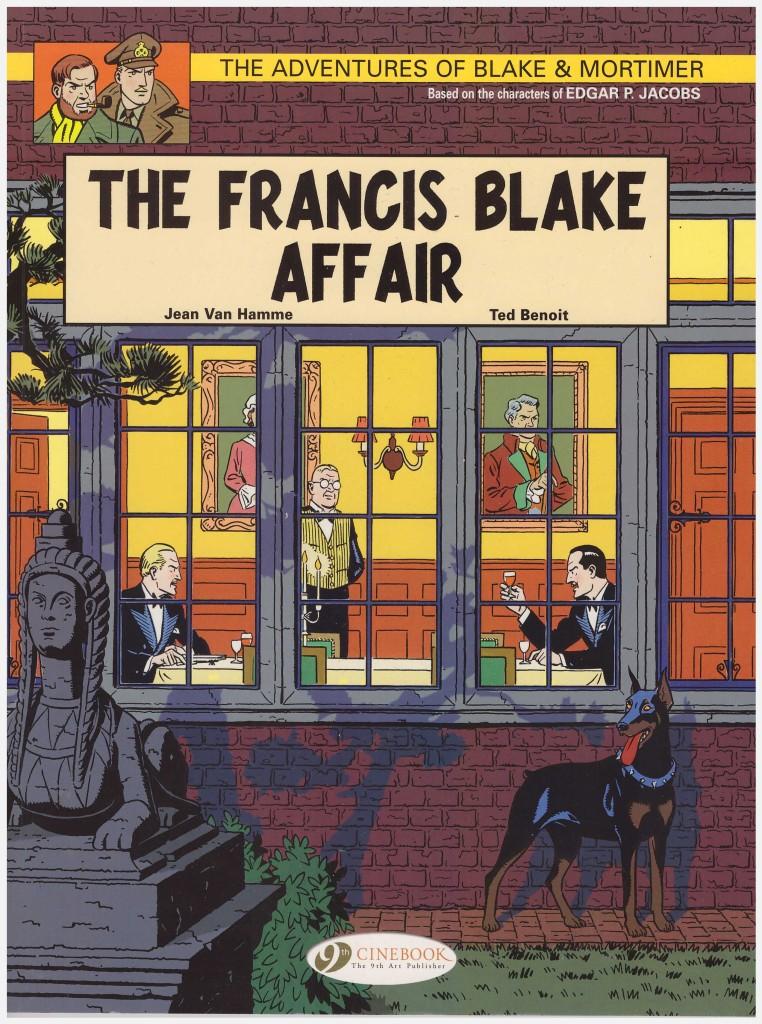The Adventures of Blake & Mortimer: The Francis Blake Affair