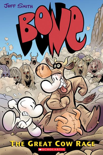 Bone: The Great Cow Race