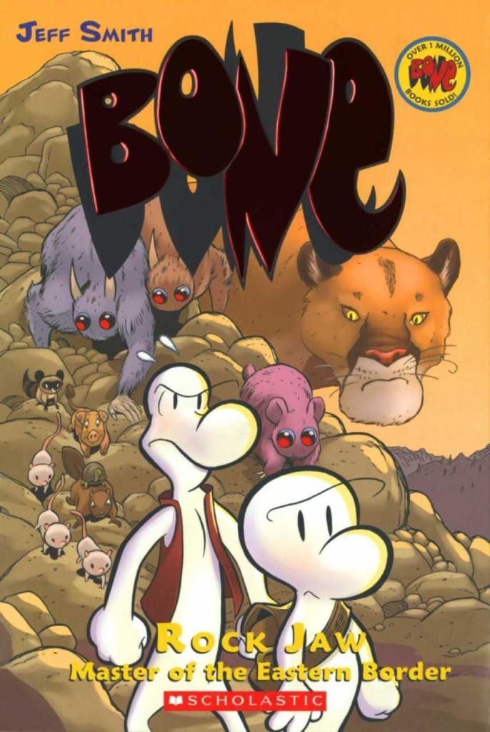Bone: Rock Jaw – Master of the Eastern Border