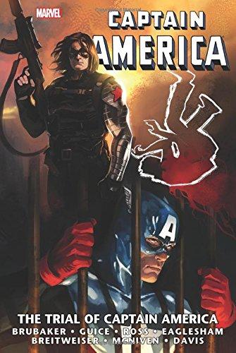 The Trial of Captain America Omnibus