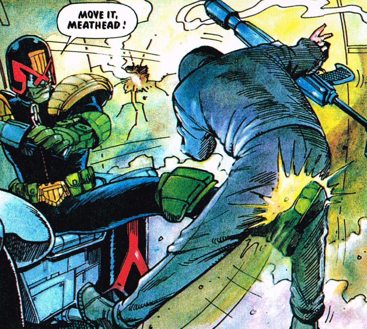 Judge Dredd Complete Case Files 15 review