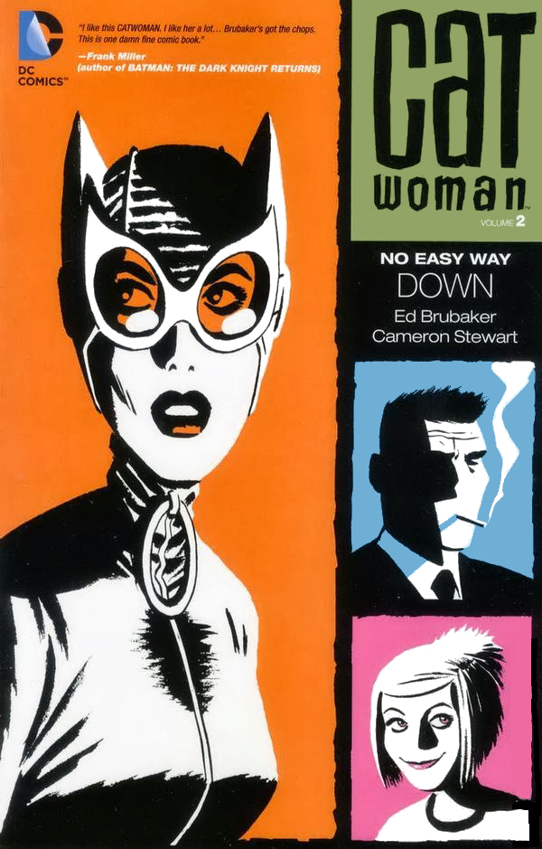 Catwoman: No Easy Way Down