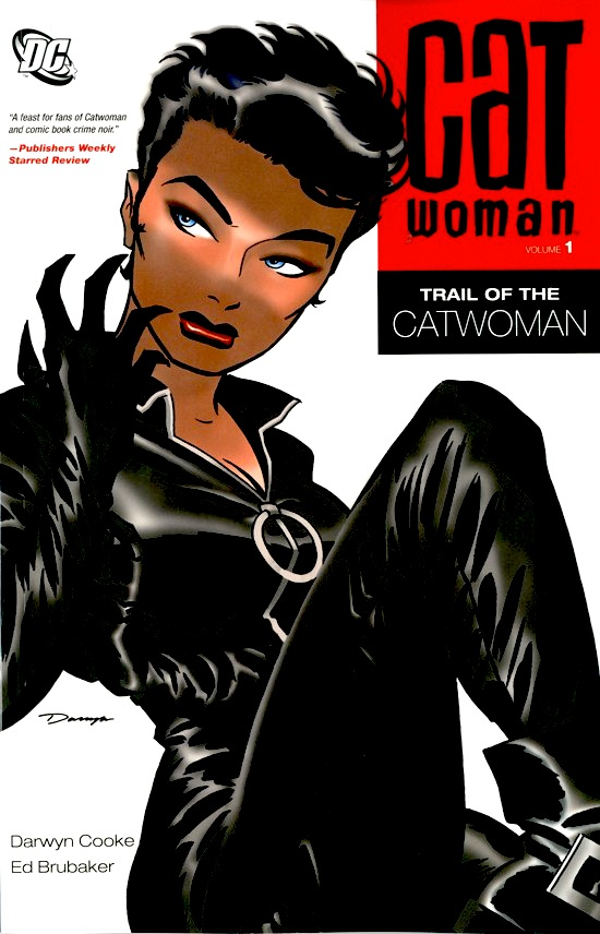 Catwoman: Trail of the Catwoman