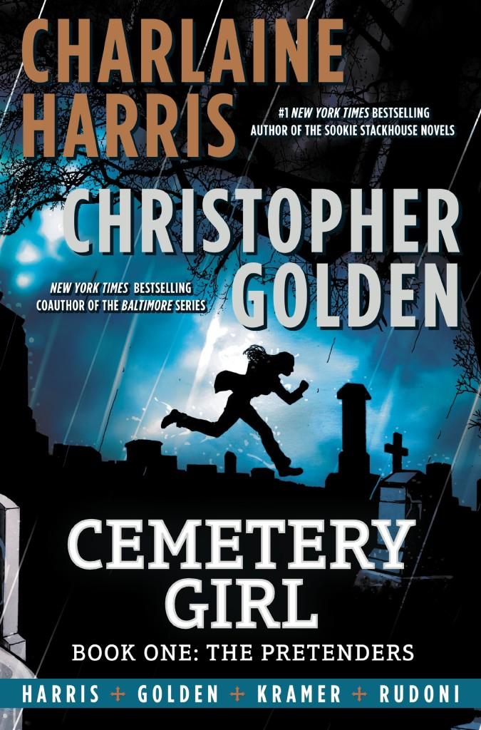 Cemetery Girl Book One: The Pretenders