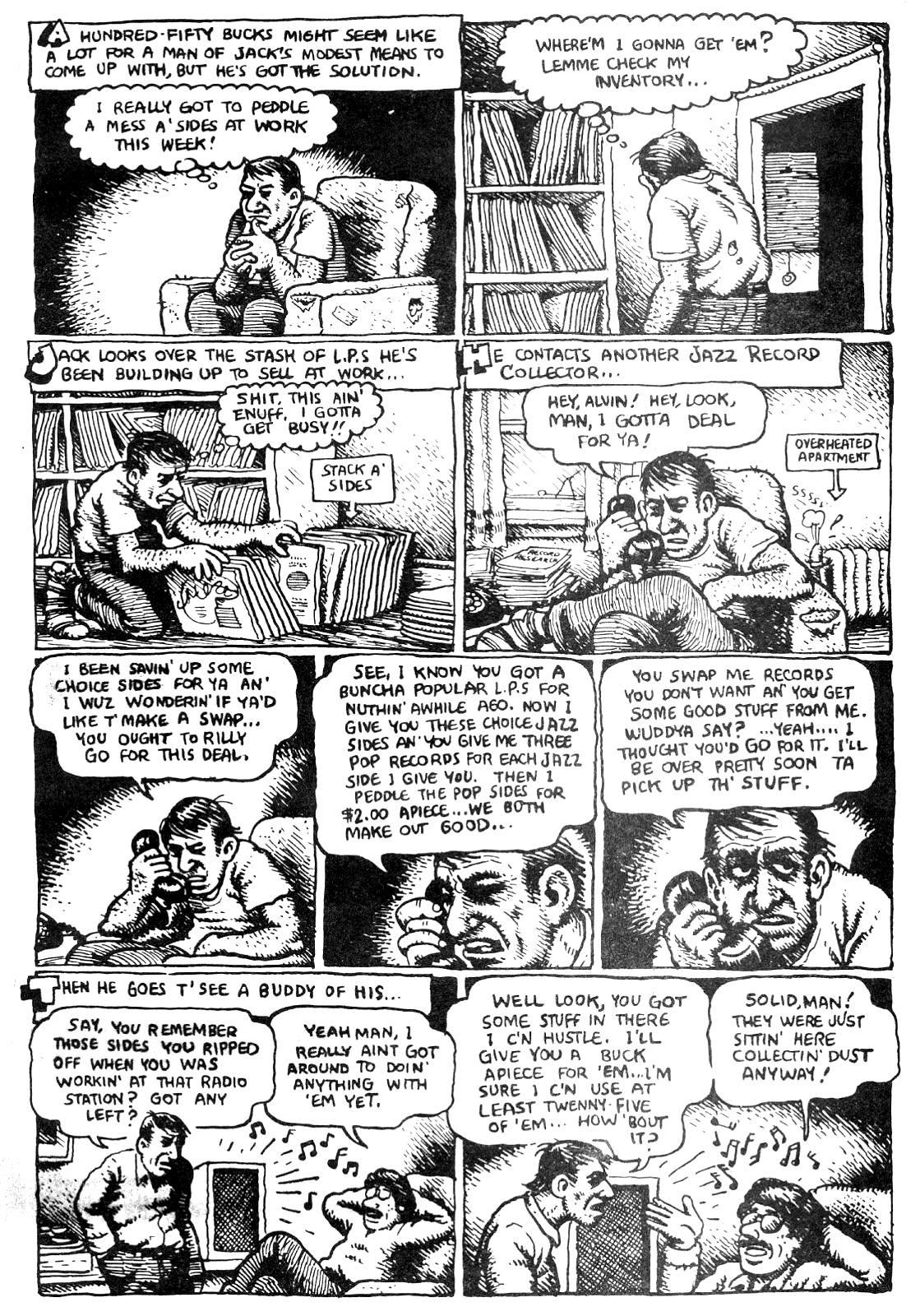 Complete Crumb Comics Vol 12 review