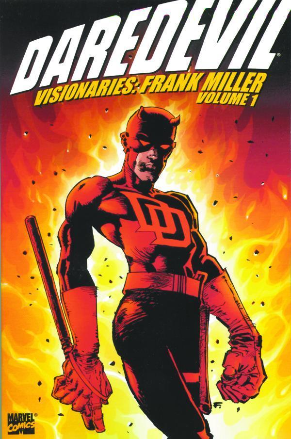 Daredevil Visionaries: Frank Miller Volume 1