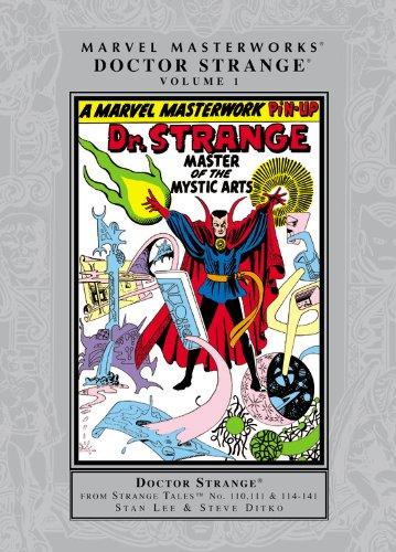 Marvel Masterworks: Doctor Strange Volume 1