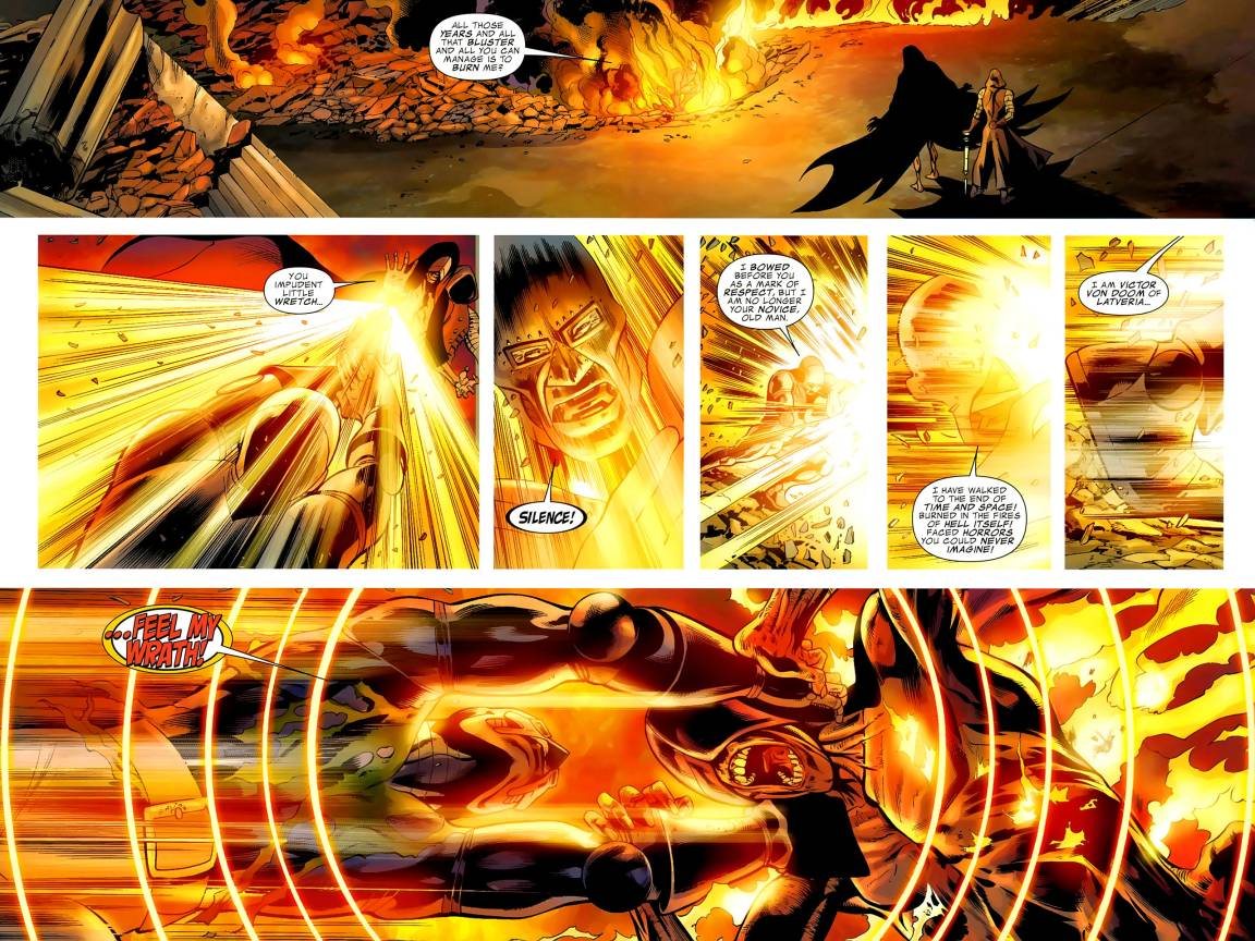 Fantastic Four Master of Doom review