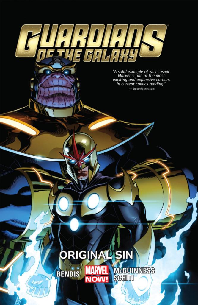 Guardians of the Galaxy: Original Sin