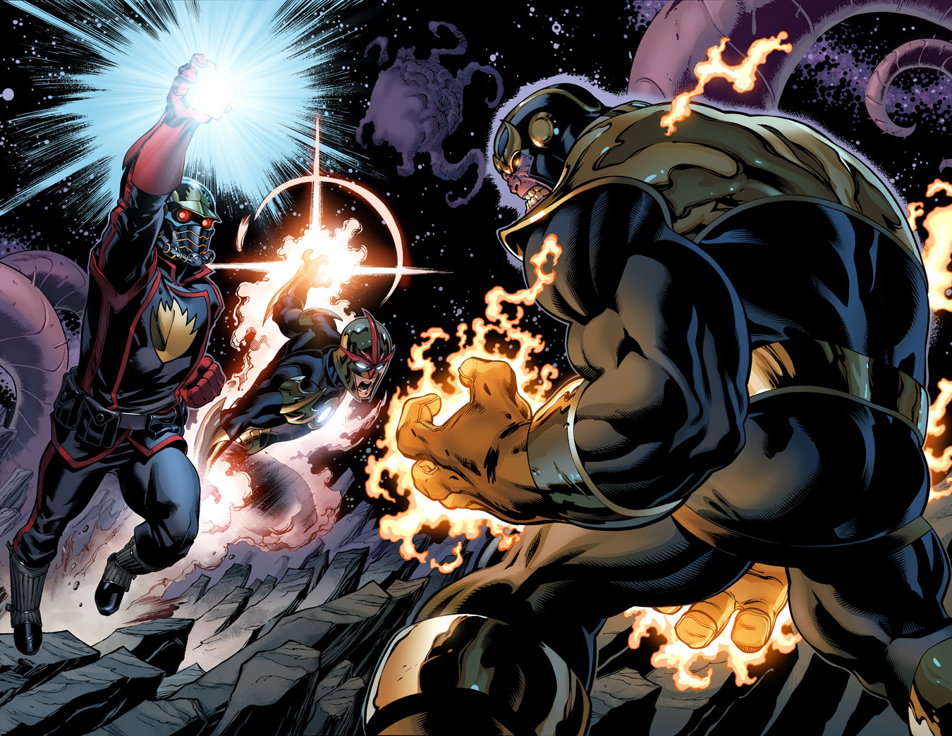 Guardians of the Galaxy Original Sin review