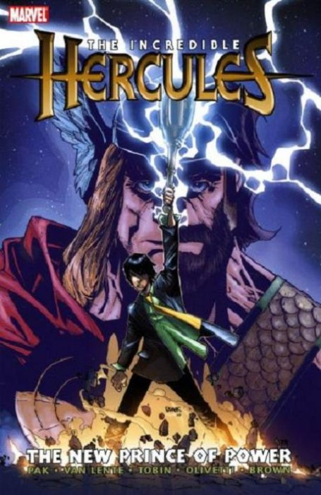 The Incredible Hercules: The New Prince of Power