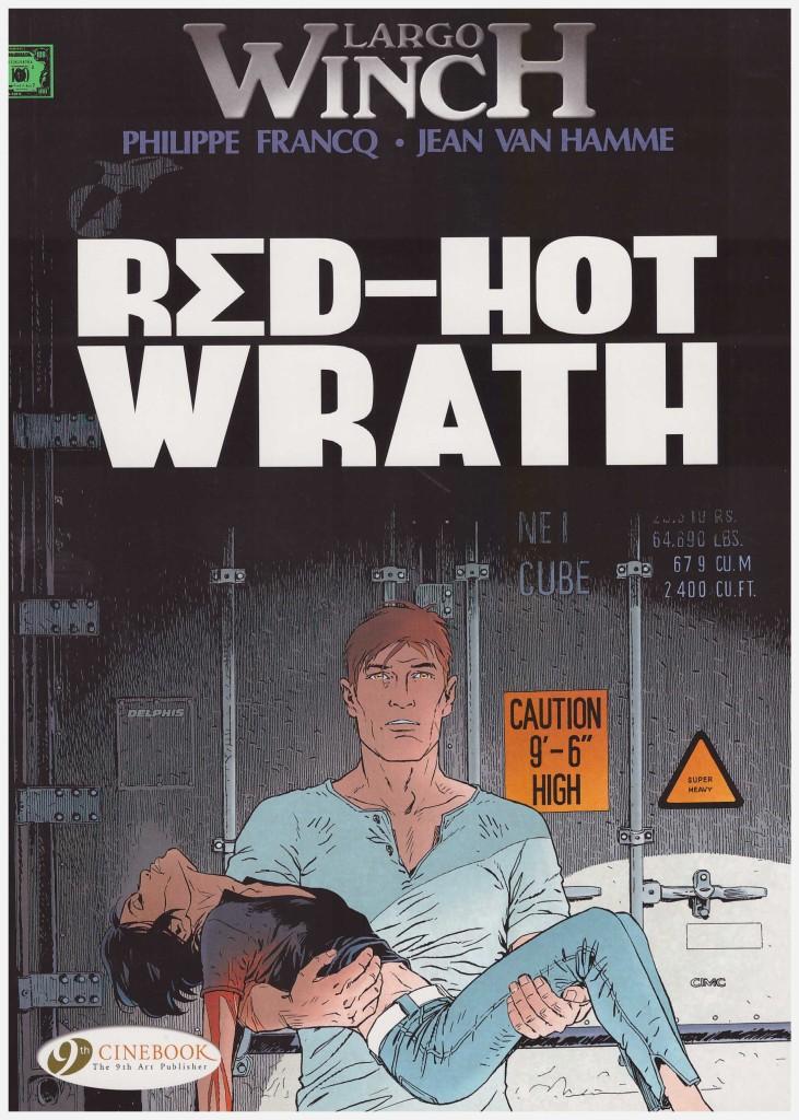 Largo Winch: Red Hot Wrath